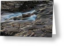 Grand Falls Waterfall Greeting Card