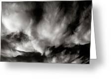 298 - Atmospheric - Cloud Cluster Greeting Card