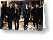 2PM Greeting Card