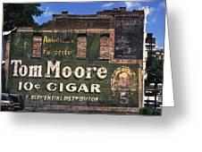 10 Cent Cigar Greeting Card