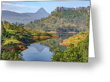 Adam's Peak - Sri Lanka Greeting Card