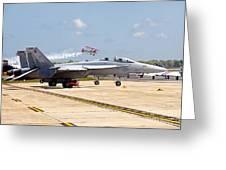 Airshow Greeting Card