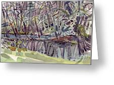 Alder Creek Greeting Card
