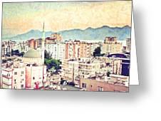 Antalya Greeting Card