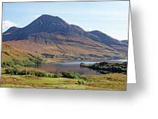 Assynt - Scotland Greeting Card