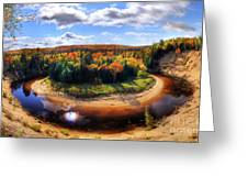 Autumn In Arrowhead Provincial Park Greeting Card