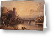 Barnard Castle Greeting Card