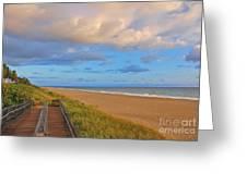 3- Juno Beach Greeting Card