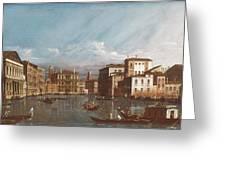 Bernardo Bellotto Greeting Card