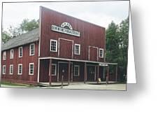 Black Creek Pioneer Village - Canada Greeting Card