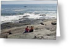 Cape Elizabeth, Maine Greeting Card