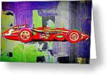 #car #sportscar #racecar #nascar Greeting Card
