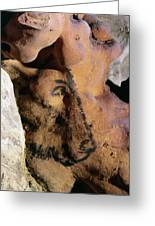 Cave Art: Horse Greeting Card