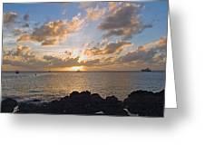 Cayman Islands Greeting Card