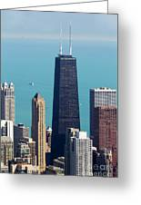 Chicago Il, Usa Greeting Card