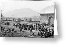 Civil War: Prisoners, 1864 Greeting Card