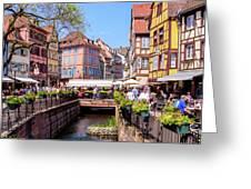 Colmar - France Greeting Card