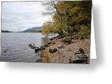 Derwentwater Greeting Card