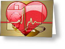Doctors Collection Greeting Card