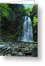 Fall Creek Falls Greeting Card