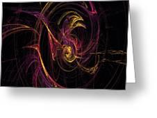 Fenix Arise Greeting Card