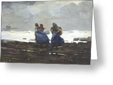 Fishwives  Greeting Card