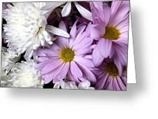 Flowers Greeting Card