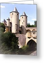 Germans Gate - Metz, France Greeting Card