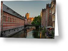 Ghent Greeting Card
