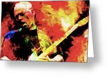 Gilmour Nixo Greeting Card