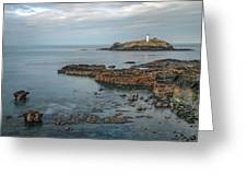 Godrevy Lighthouse - England Greeting Card