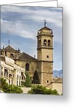 Granada Spain Greeting Card