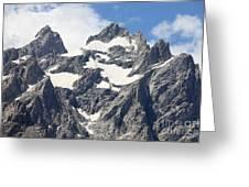 Grand Tetons, Wyoming Greeting Card