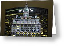 Helmsley Building Greeting Card