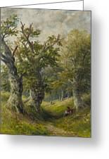 Hopton Wood Greeting Card