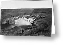 Idaho: Snake River Canyon Greeting Card