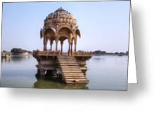 Jaisalmer - India Greeting Card