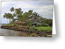 Kauai Hawaii Usa Greeting Card