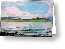 Lago De Chapala Greeting Card