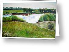 Lake Joy Greeting Card