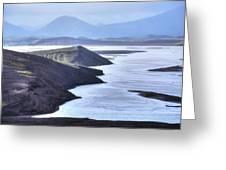 Landmannalaugar - Iceland Greeting Card
