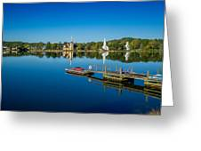 Mahone Bay Greeting Card