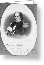 Matthew Fontaine Maury Greeting Card by Granger