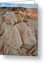 Morning In Valley Of Fire State Park Greeting Card