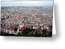 Naples Italy Greeting Card