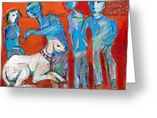 Painting Greeting Card