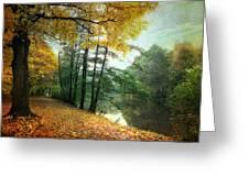 Peaceful Path Greeting Card