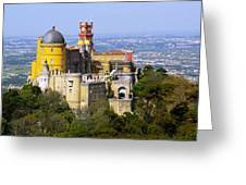 Pena Palace Greeting Card