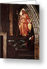 Raphael The Liberation Of St Peter  Greeting Card