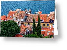 Rovinj - Croatia Greeting Card